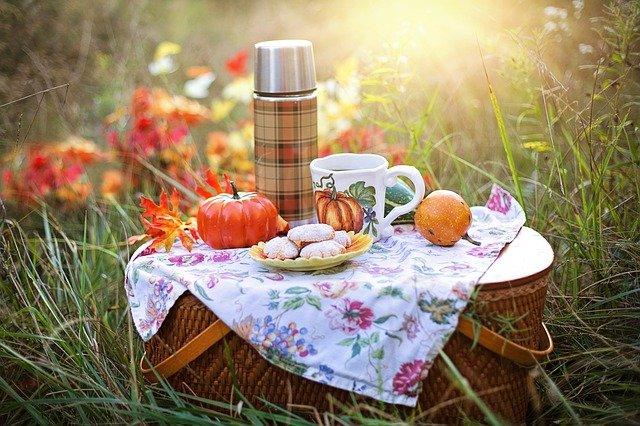 День еды на свежем воздухе (Eat Outside Day)