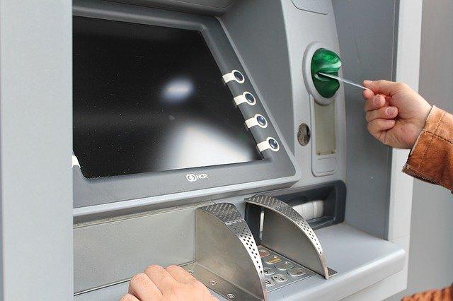 День рождения банкомата