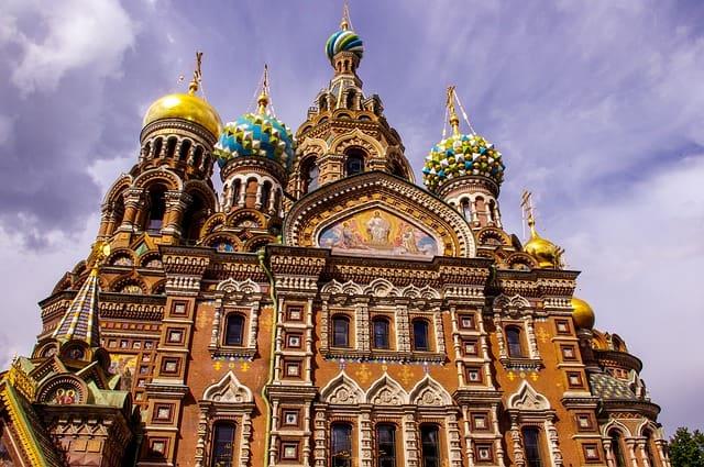 День міжнародного визнання Санкт-Петербурга