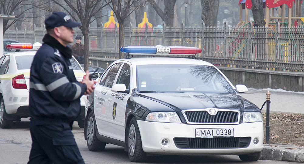 День полиции - Молдова