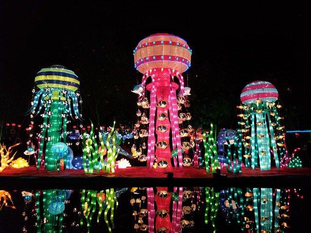 Новый год по лунному календарю (Китайский Новый год)