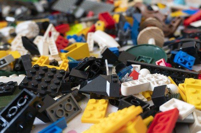 Международный день конструктора «Лего»