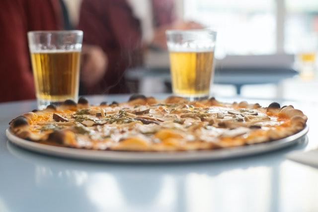День пива и пиццы