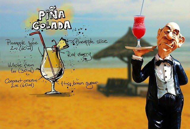 Национальный день коктейля «Пина Колада»  в США