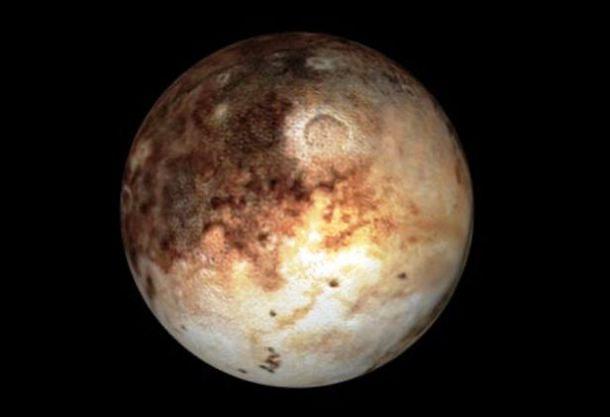 День планеты Плутон
