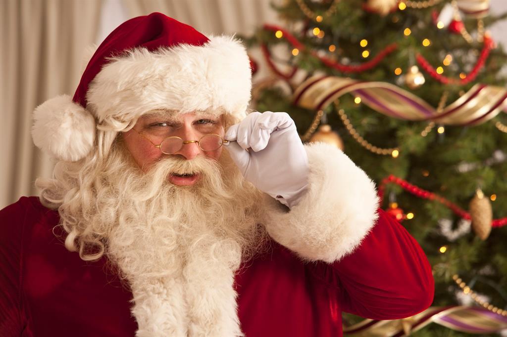 День рождения Санта-Клауса