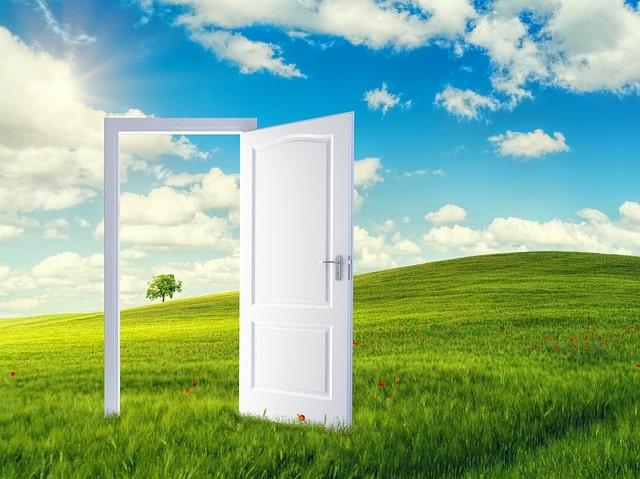 День відкриття нових дверей