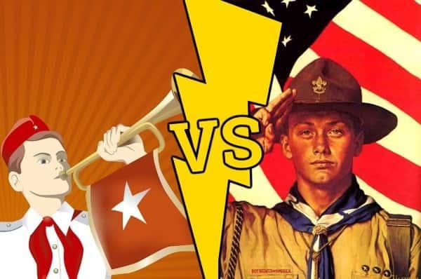 Международный день бойскаутов