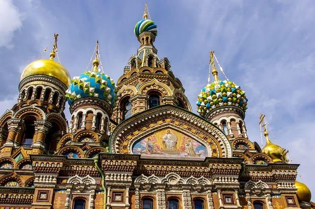 День міста - Санкт-Петербург