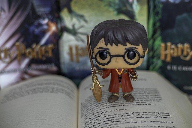 Международный день Гарри Поттера (International Harry Potter Day)