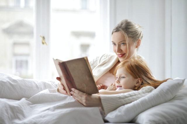 Международный день чтения для меня (International Read To Me Day)