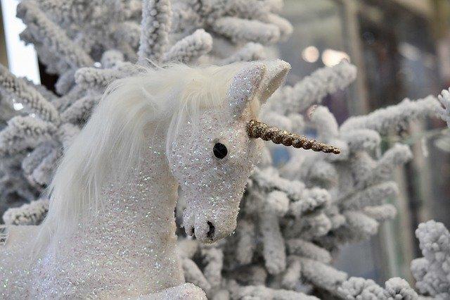 День единорога  - США (National Unicorn Day)