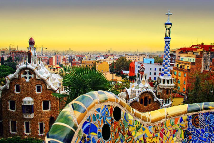 День Каталонии в Испании