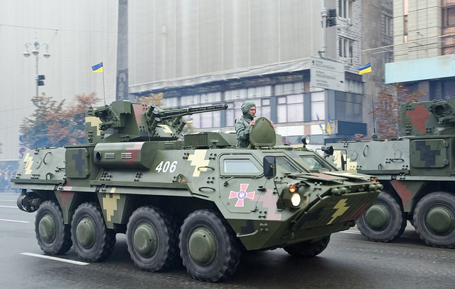 День Збройних Сил в Україні