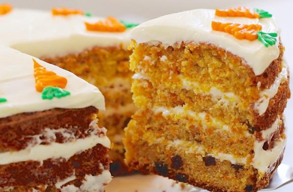 День морковного торта - США