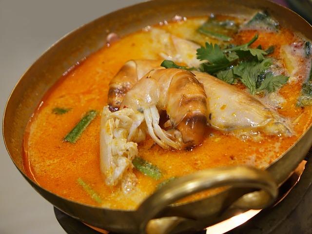 День супа из морепродуктов