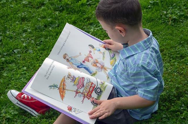 Міжнародний день дитячої книги