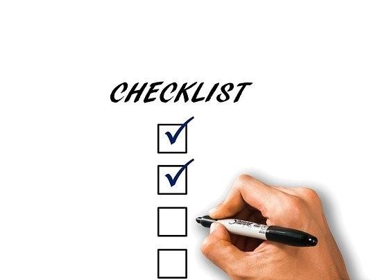 День контрольного списка (Checklist Day)