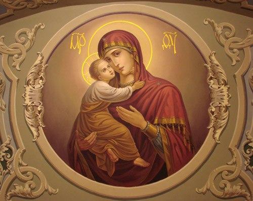 Свято Володимирської (Селігерської) ікони Божої Матері