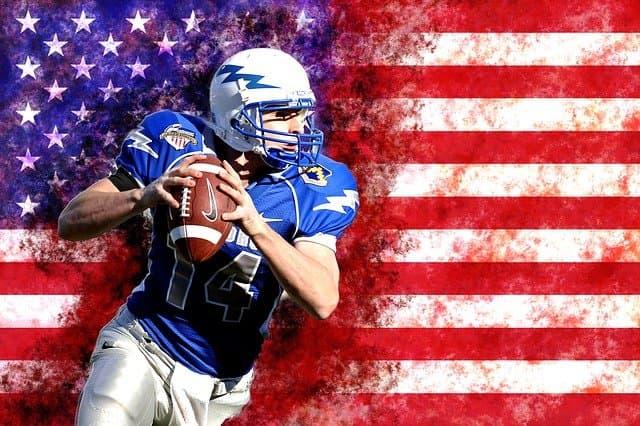 День американского футбола (American Football Day) в США