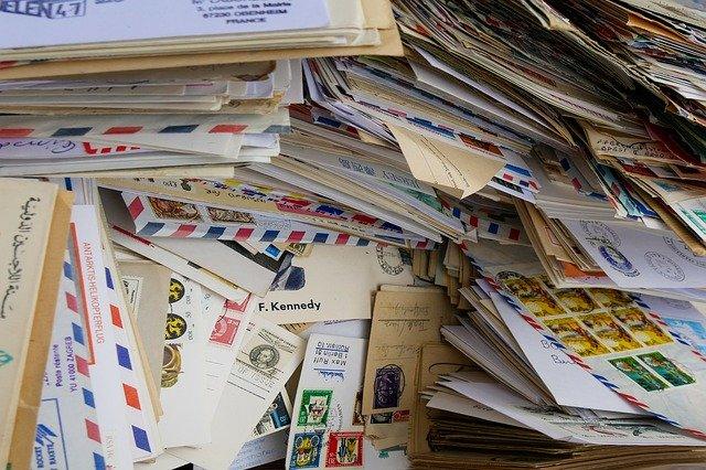 День отправки открыток друзьям - США