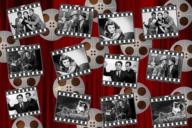 День просмотра чёрно-белого фильма