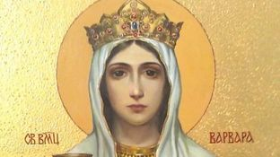День пам'яті святої великомучениці Варвари