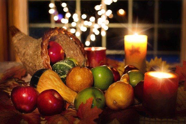 День благодарения (Thanksgiving Day) в США