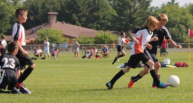 Всемирный день детского футбола